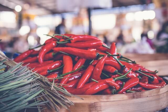 Fermentera röd chili